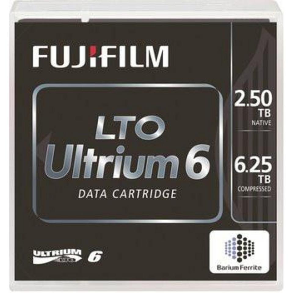 CART FUJI LTO6 2,5/6,5TB CAPACITE 2,5TB/6,5TB
