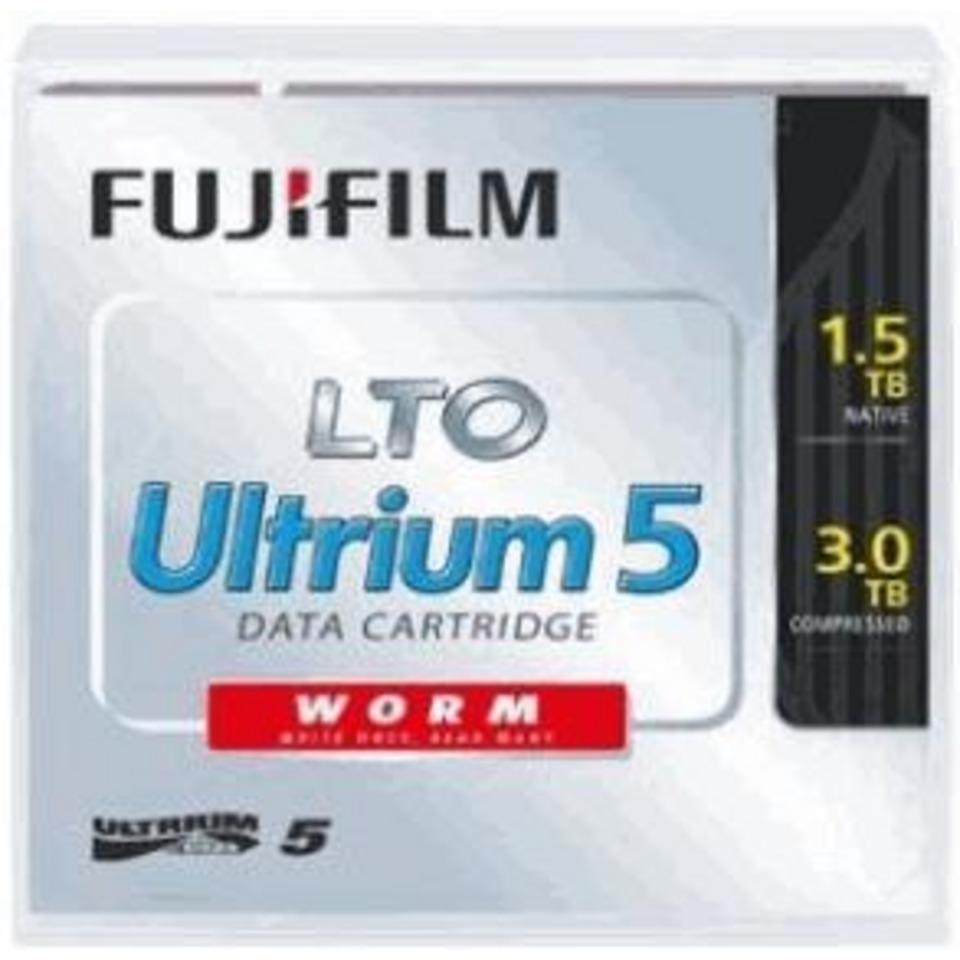 CART FUJI LTO5 1,5/3TB WORM CAPACITE 1,5TB/3 TB